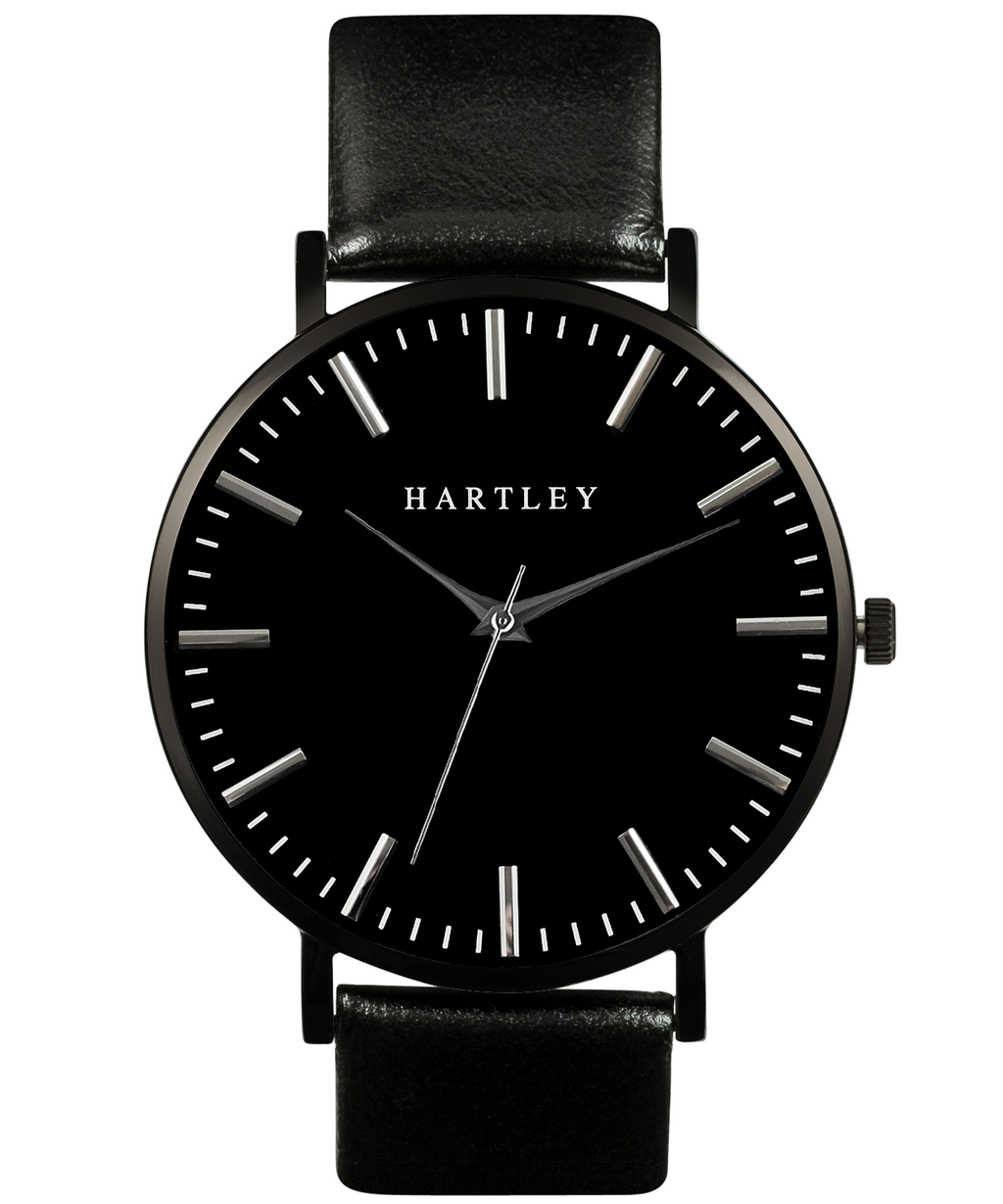 HARTLEY ORIGINALS Black on Black