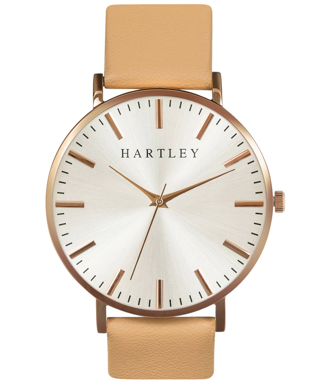HARTLEY ORIGINALS Peach & Rose Gold