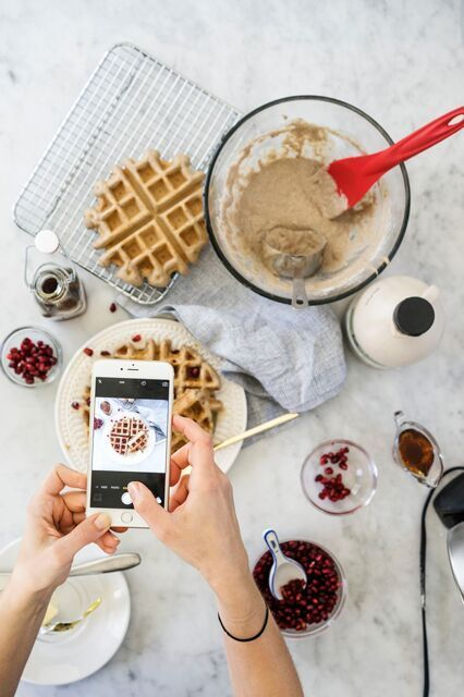 8 Tips to Elevate Your Instagram Food Photos