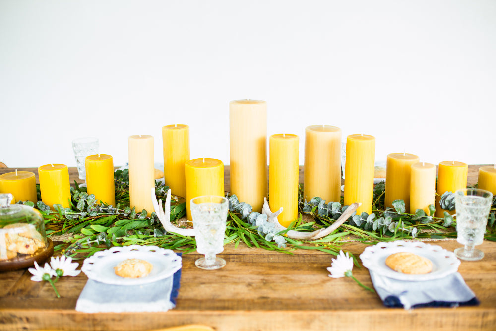 Beeswax Co Beeswax Candles