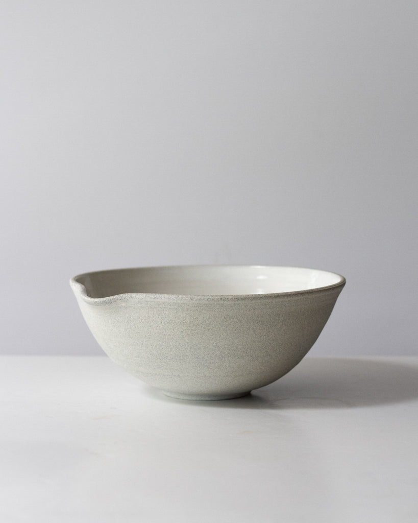 Sheldon Ceramics Spouted Pouring Bowl