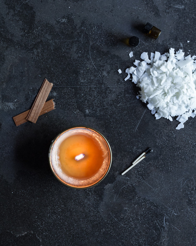 DIY Soy Candle Making Workshop with Slow North | 04.30