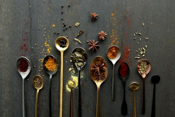 Indian Spices Class