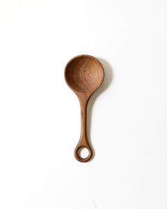 Walnut Coffee Scoop
