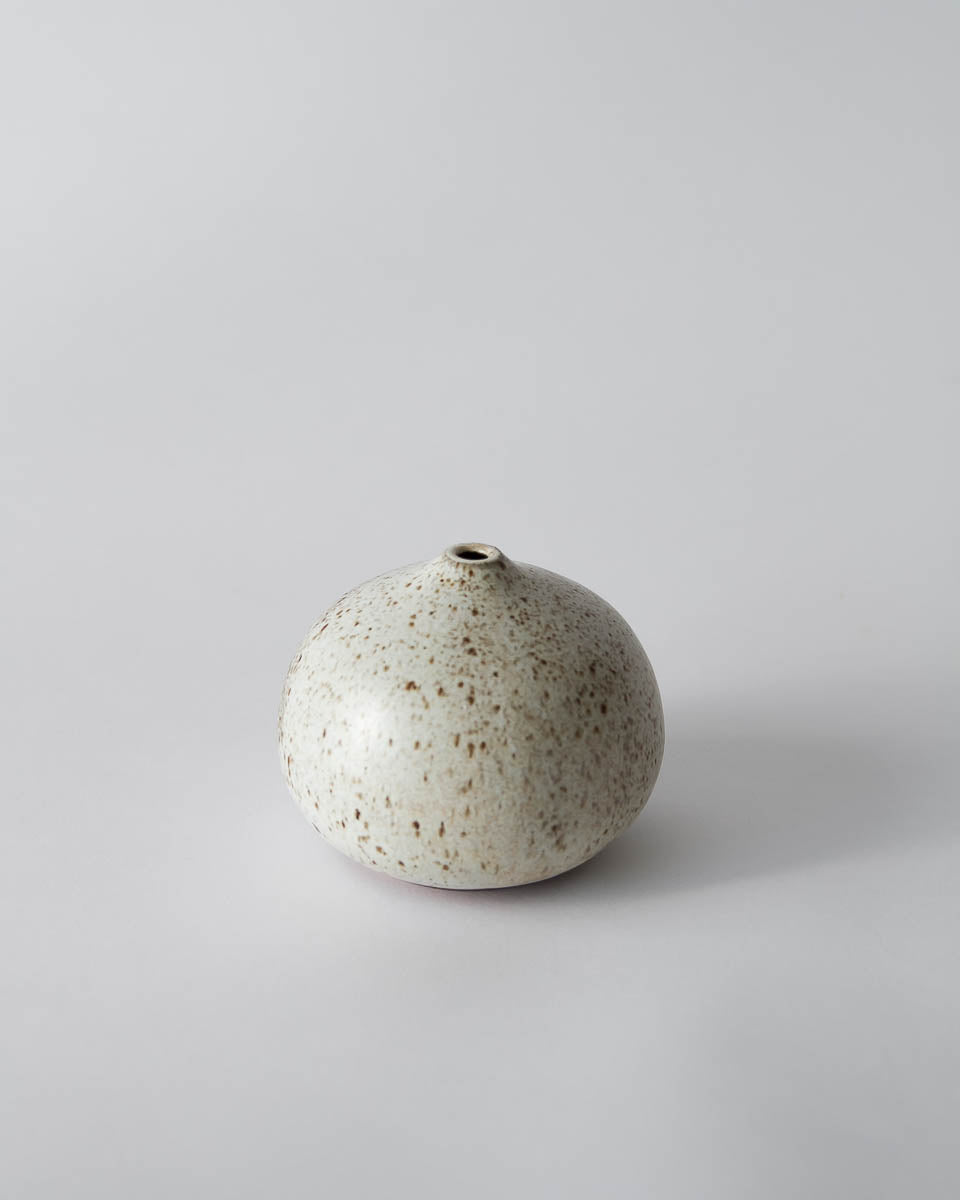 Balloon Vase - Speckled Small