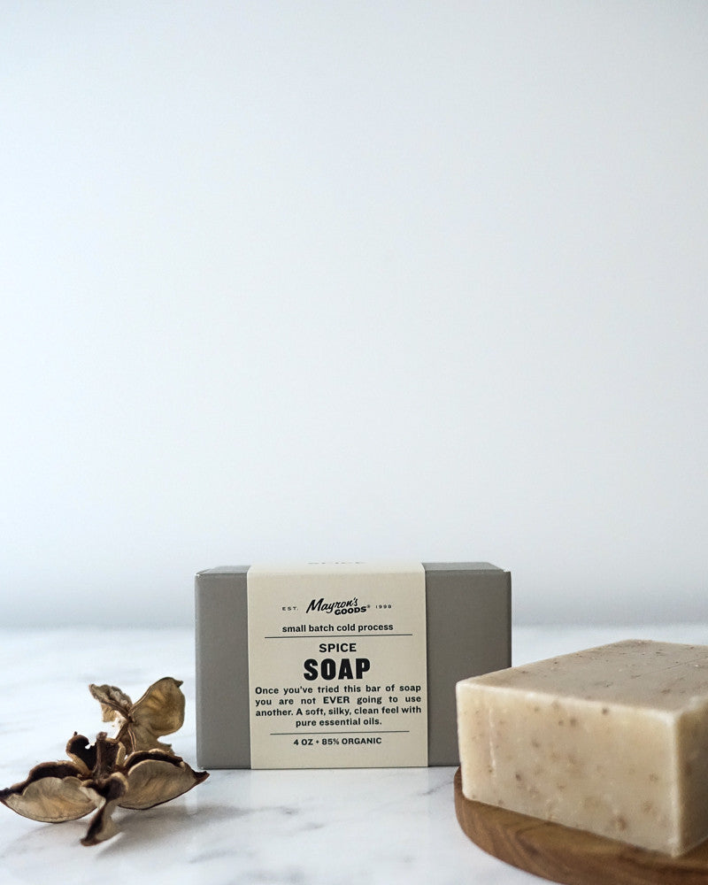 Spice Soap - Mayron's Goods