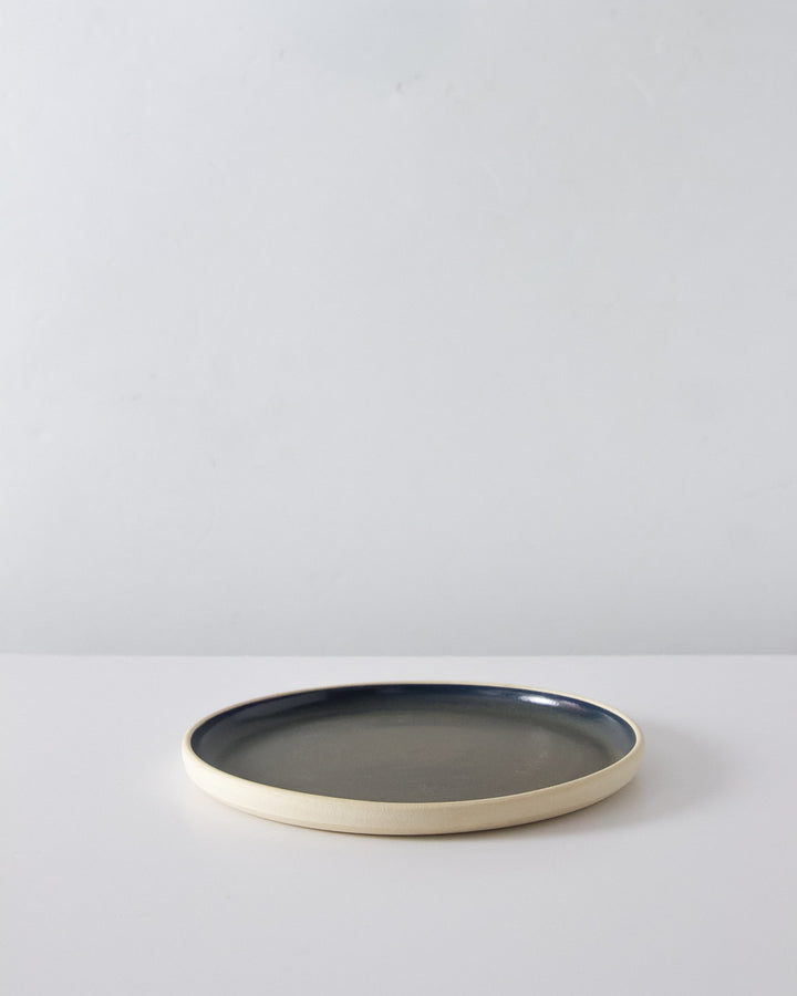 Everyday Handmade Dinner Plate in Black/Charcoal : every day dinnerware - pezcame.com