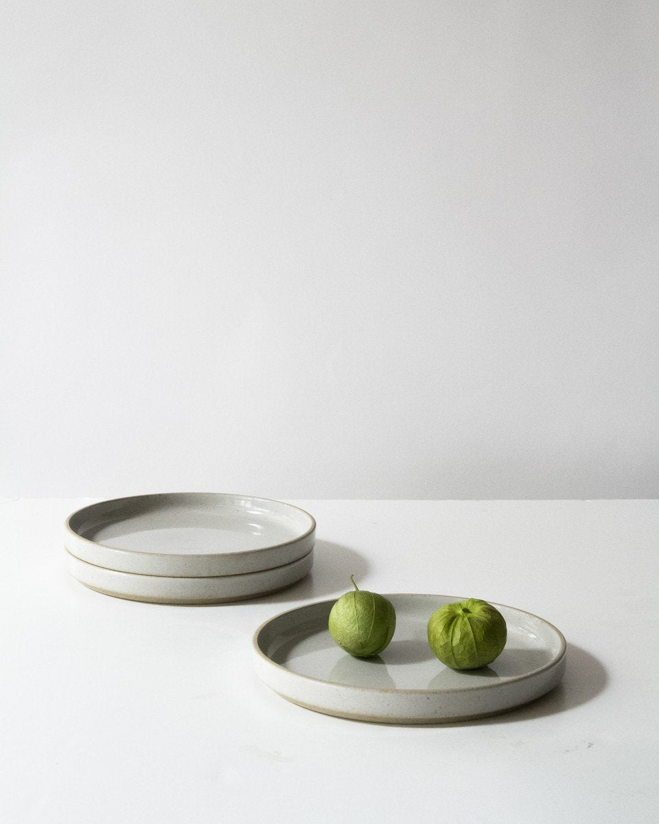 Stackable Porcelain Plate - 7""