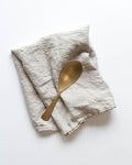 Simple Linen napkin in Light Grey