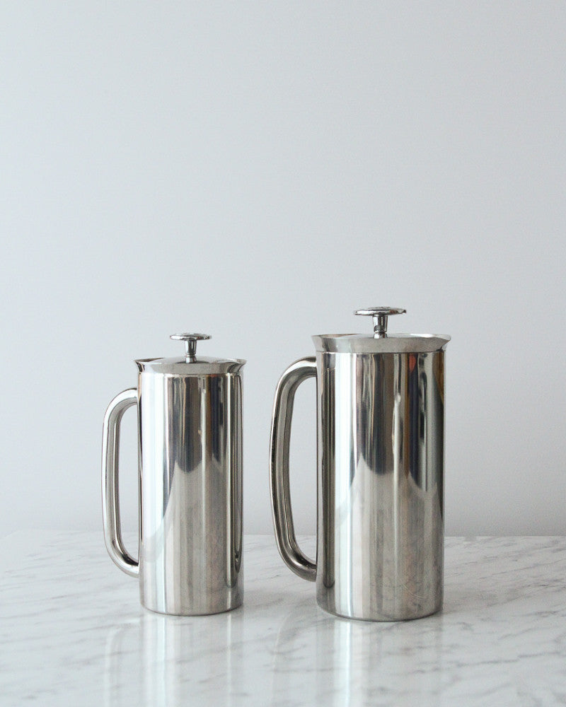 Stainless French Press Coffee System