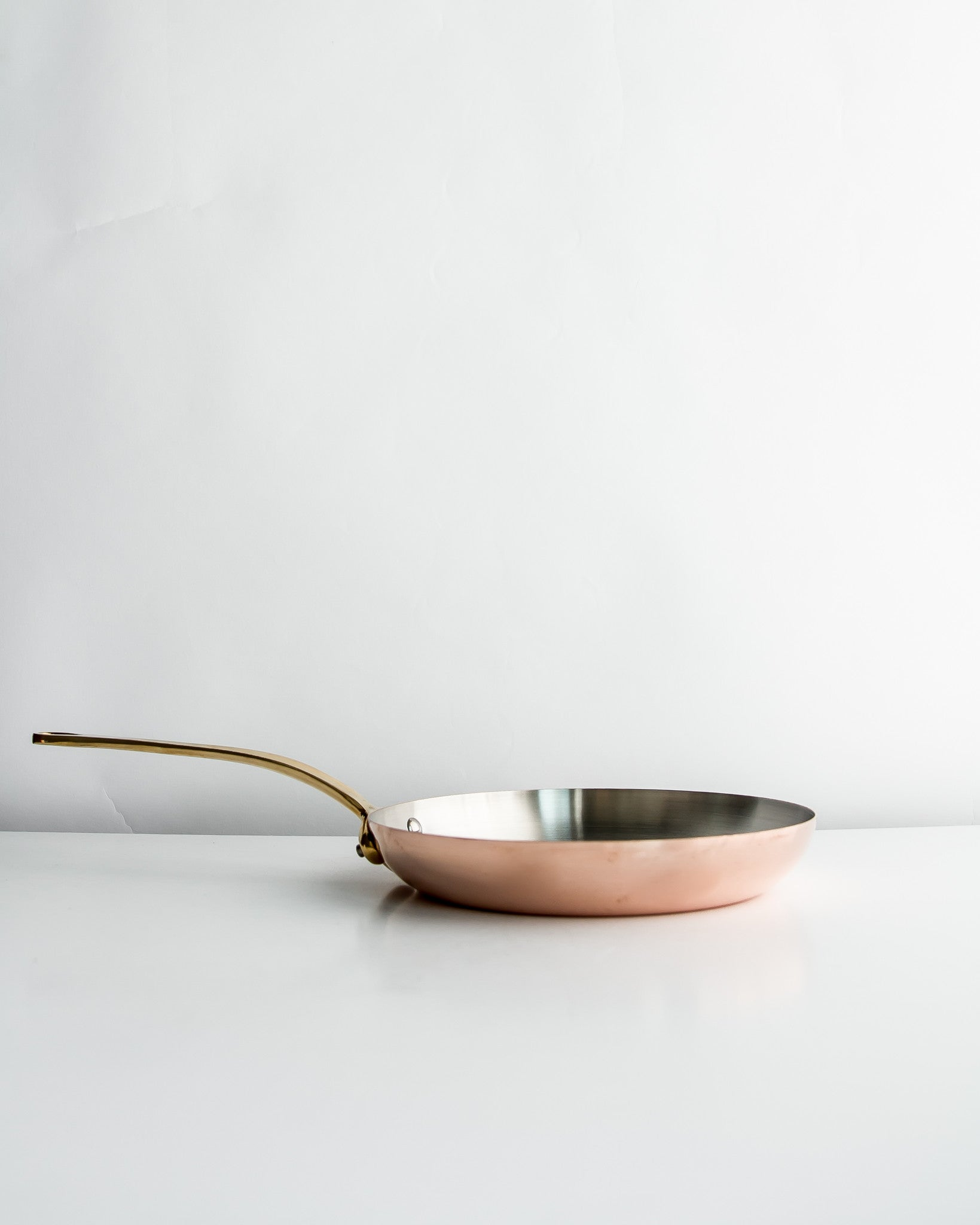 Mauviel Copper Frying Pan