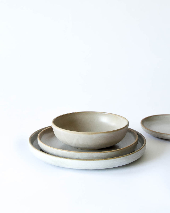 Mira Dinnerware in Oyster