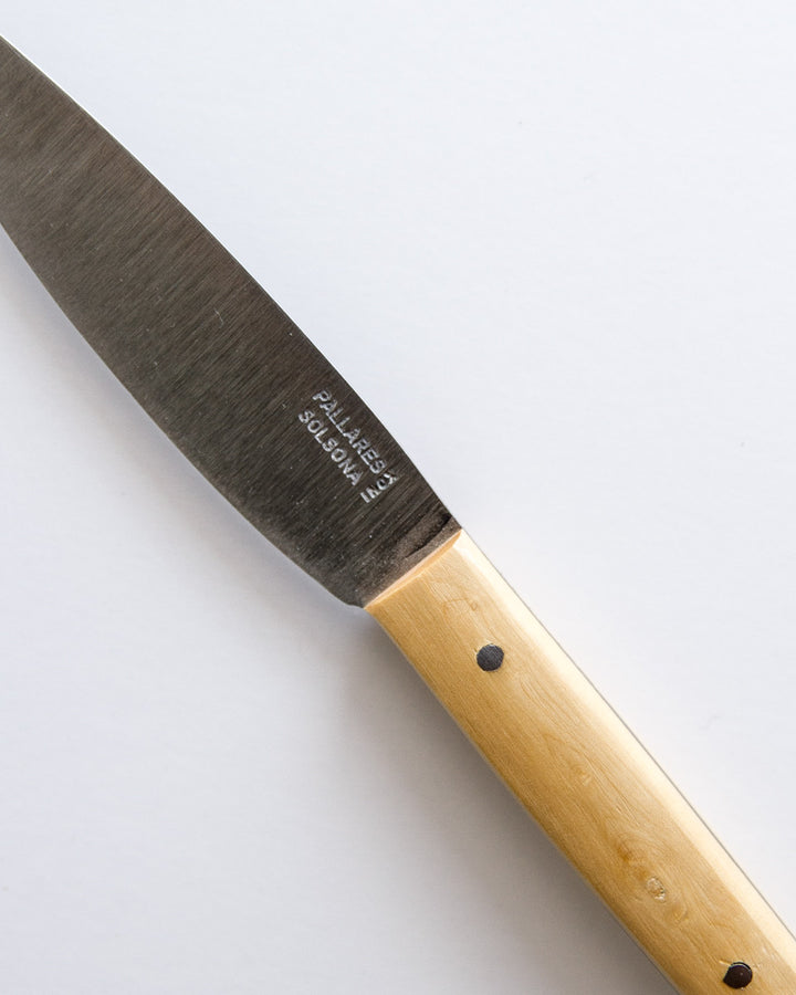 Pallares Solsona Table Knife - Boxwood