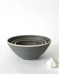 Silverlake Nesting Bowl by Sheldon Ceramics