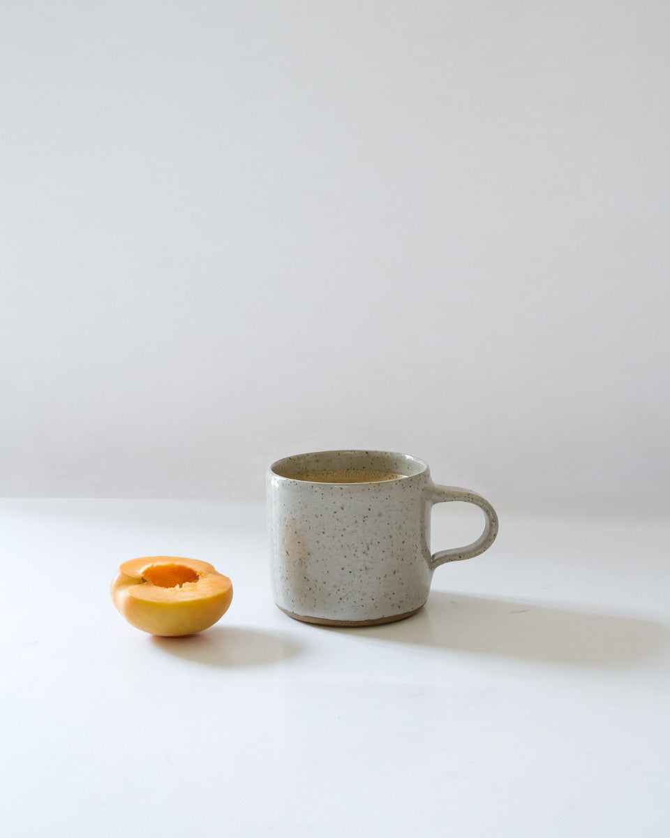 Yuko Speckle Glazed Mug