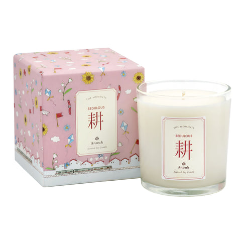 Anouk Moments Scented Soy Candle - Sedulous