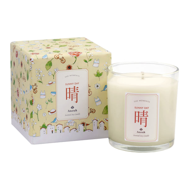 Anouk Moments Scented Soy Candle - Sunny Day