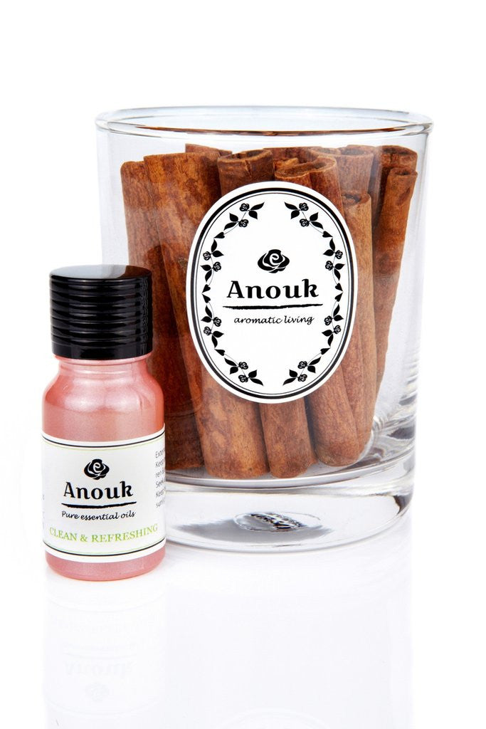 Anouk Aromatic Sticks - Clean & Refreshing