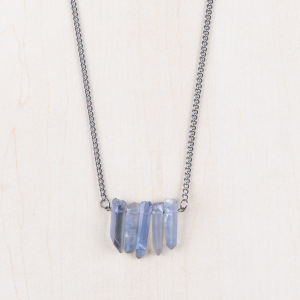 Greta Blue Necklace