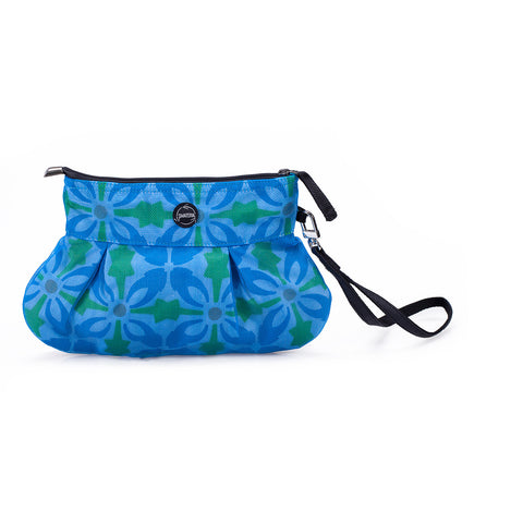 Colonial Clutch - Blue