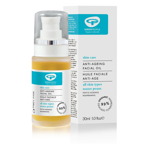 Green People Anti Ageing Facial Oil 30ml