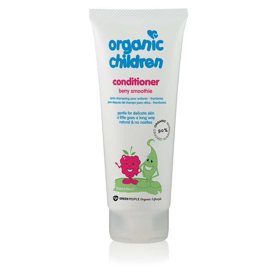Organic Children Conditioner - Berry Smoothie 200ml