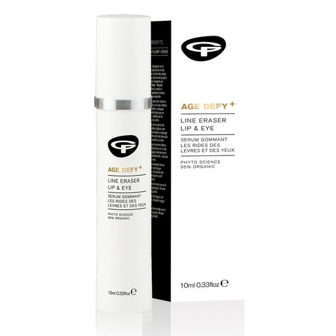 Age Defy+ Line Eraser Lip & Eye (10ml) by Green People
