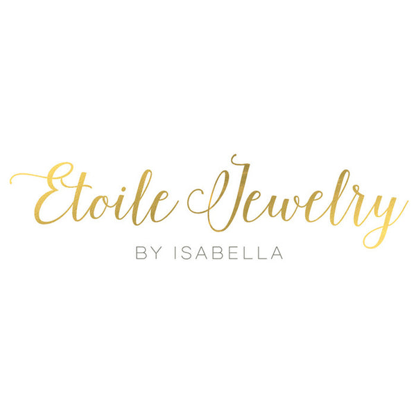 Simple Gemstone Etoile Ring Dainty Rings Handmade to Order