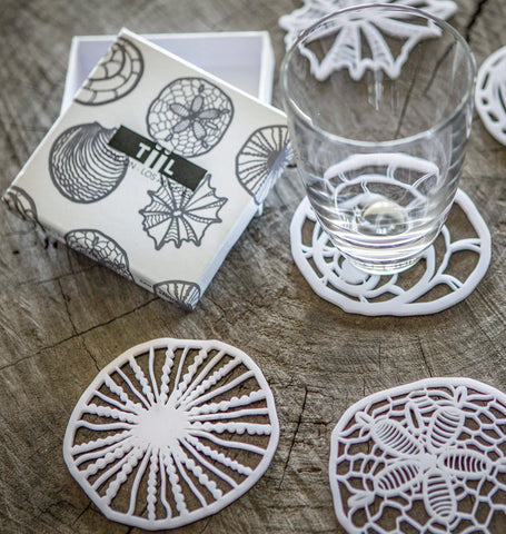 TiiL_SeaShell_Table_Coasters