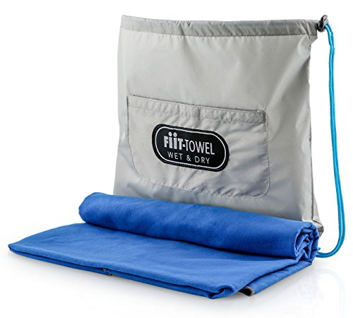 Fiit Towel - Microfiber Workout Towel