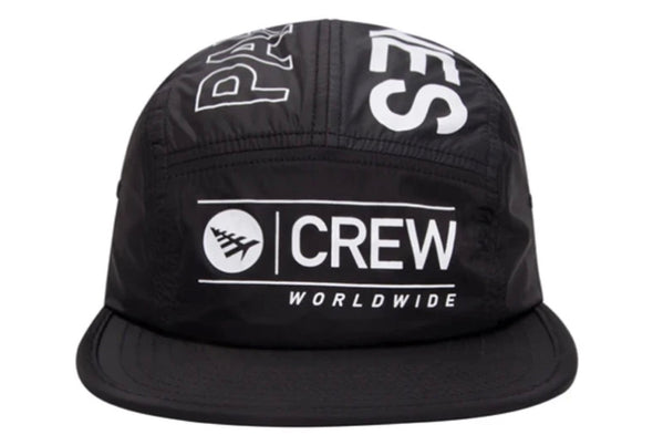 Paper Plane 5 Panel Hat - ECtrendsetters