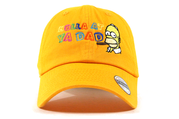 Level Up Holla dad hat - ECtrendsetters