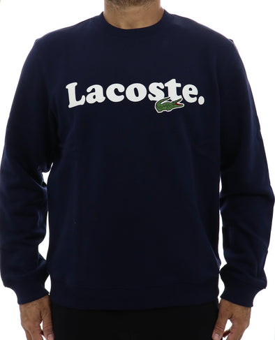 Lacoste Logo Crewneck - ECtrendsetters