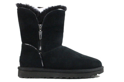 UGG W FLORENCE BLACK BOOT