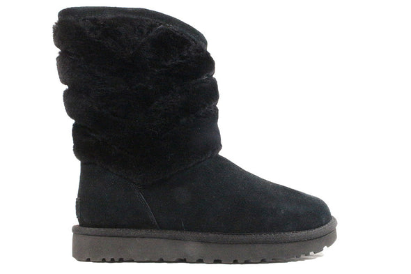 UGG W TANIA BLACK BOOT - ECtrendsetters