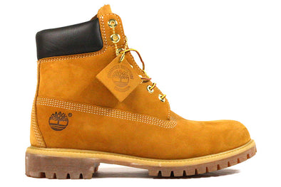 "TIMBERLAND 6"" PREMIUM BOOT WHEAT NB - ECtrendsetters"