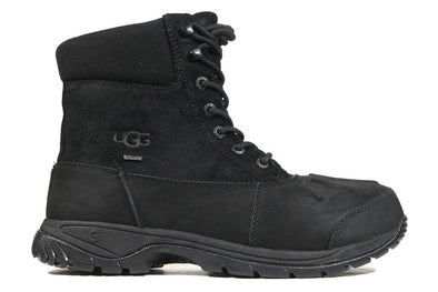 UGG M METCALF BLACK BOOT