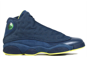 AIR JORDAN 13 RETRO SQUADRON BASKET BALL SHOE - ECtrendsetters
