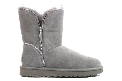 UGG W FLORENCE GREY BOOT