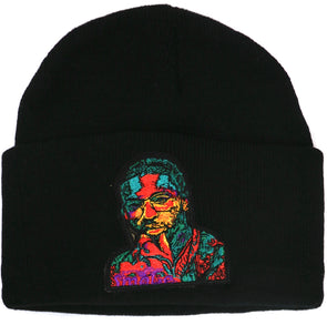 Mv Pop Smoke Multi Smoke Beanie