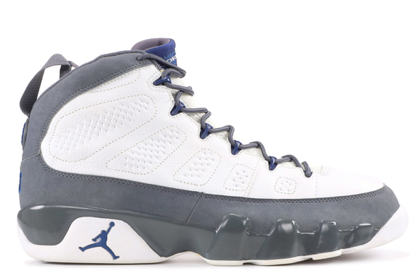 "Air jordan retro 9s ""Flint Grey"""