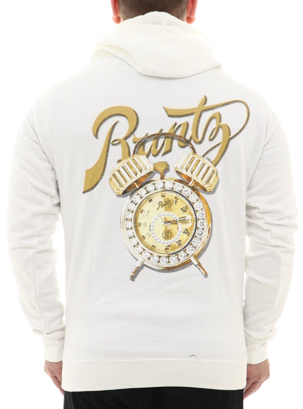 Runtz Iced Out Clock Hoodie - ECtrendsetters