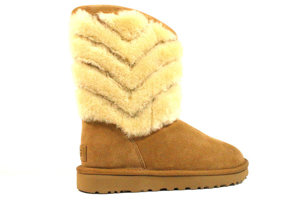 UGG W TANIA CHESTNUT BOOT - ECtrendsetters
