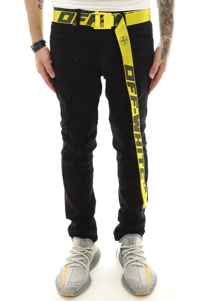 Off White 2.0 Industrial Belt - ECtrendsetters