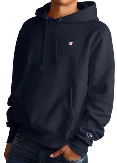 Champion Reverse Weave Pullover Hoodie - ECtrendsetters