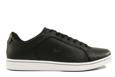 Lacoste Carnaby Evo 317 10 Black/White Shoes