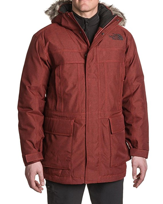 c6a81bee2 The North Face M Mcmurdo Parka II Jacket -
