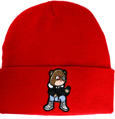 Mv Cool Bear Beanie