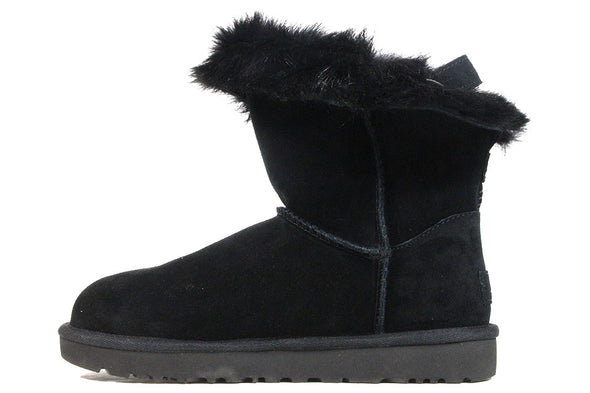 UGG W VALENTINA BLACK BOOT