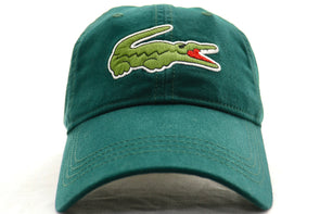 Lacoste Big Gator Dad Hat